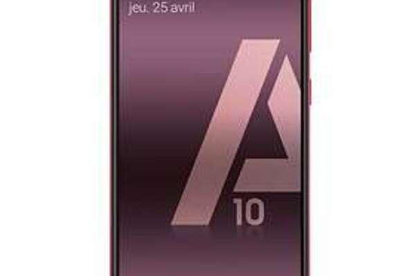Samsung Galaxy A10 SM-A105F/DS
